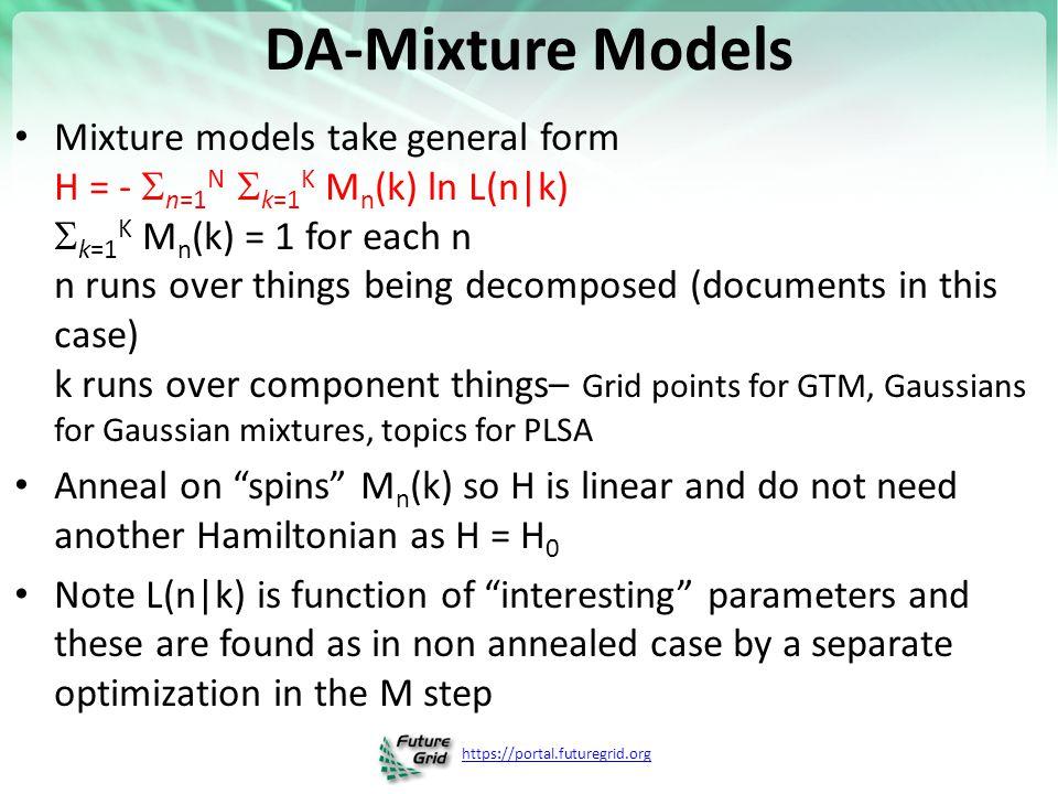 DA-Mixture Models
