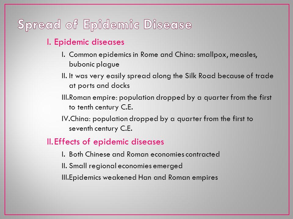 Spread of Epidemic Disease