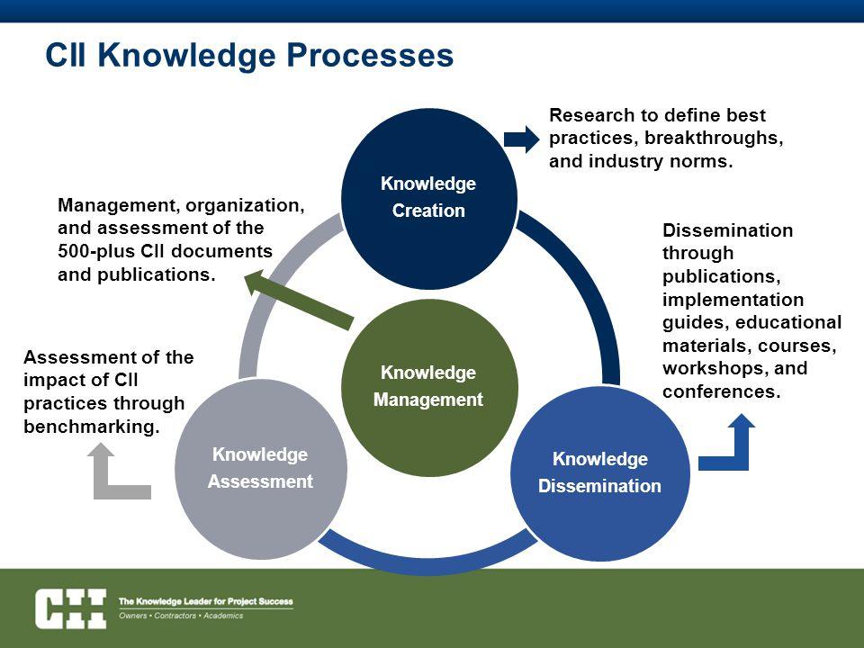 CII Knowledge Processes