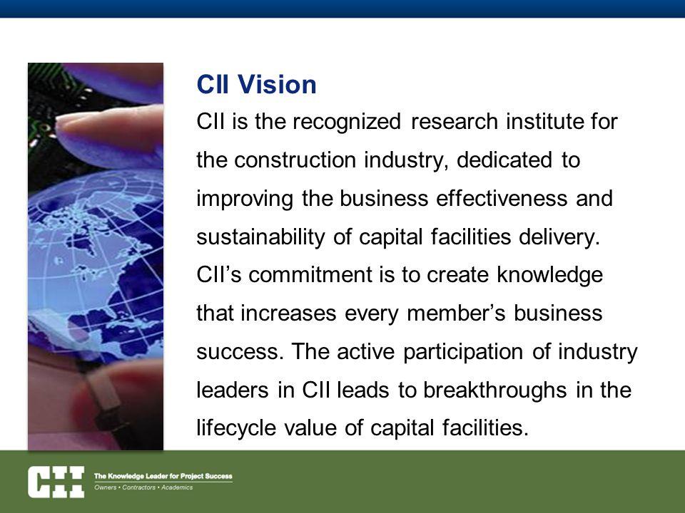 CII Vision