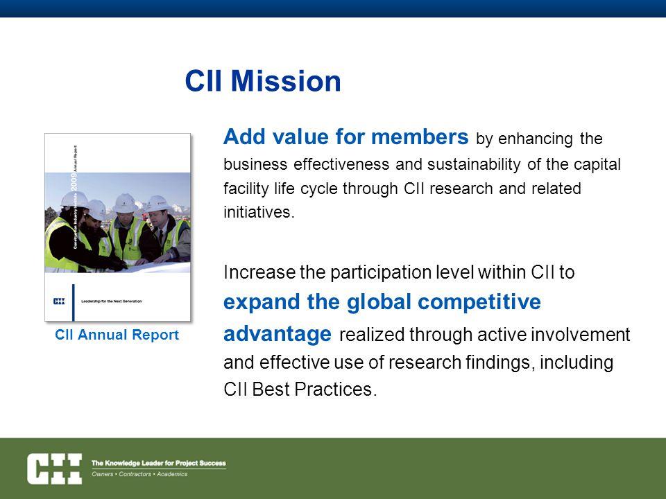 CII Mission