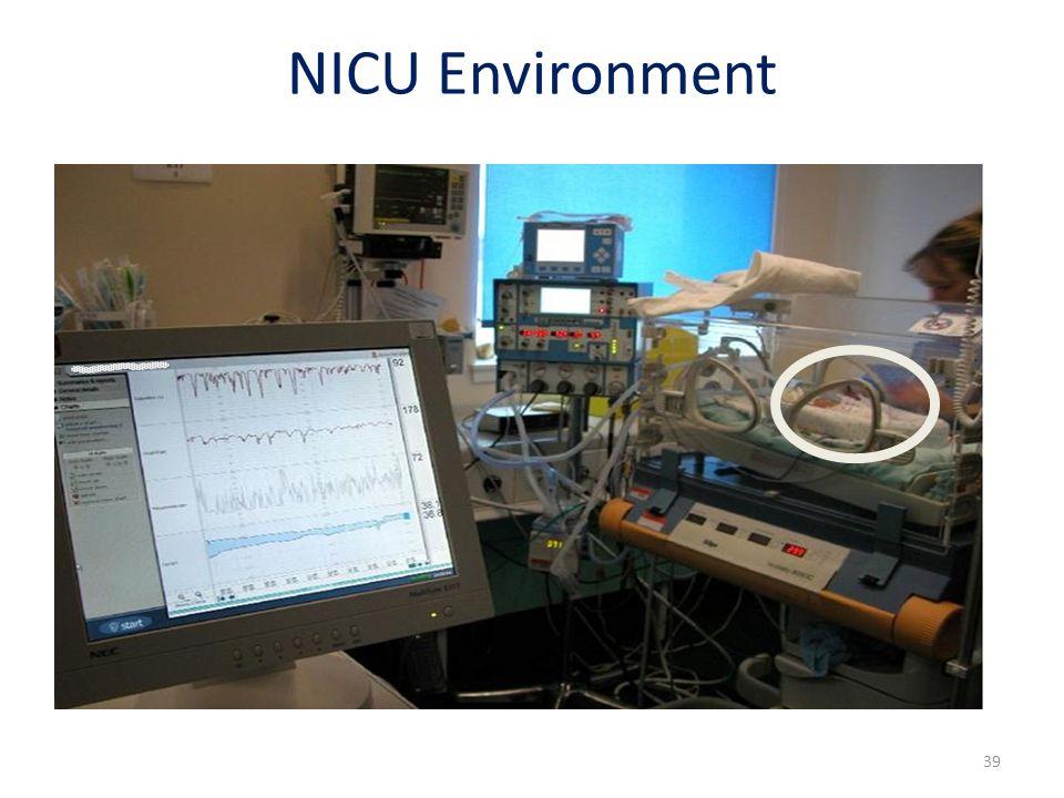 NICU Environment
