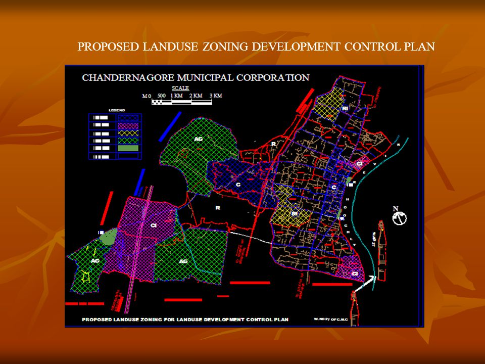 PROPOSED LANDUSE ZONING DEVELOPMENT CONTROL PLAN