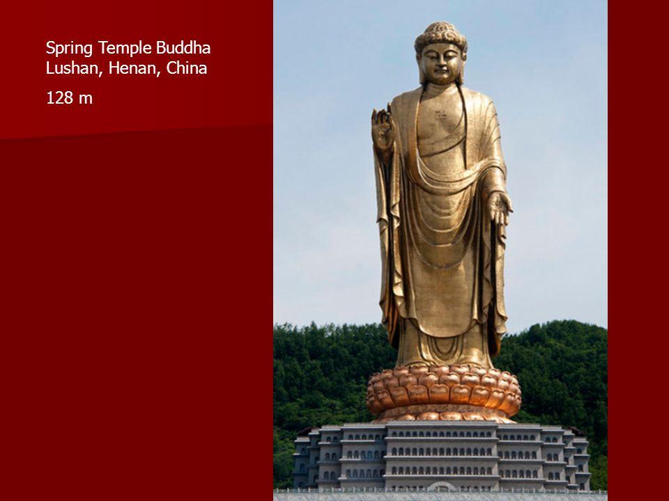 Spring Temple Buddha Lushan, Henan, China