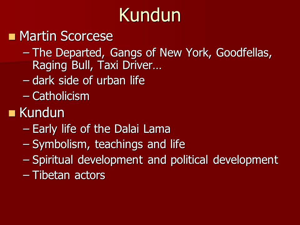Kundun Martin Scorcese Kundun