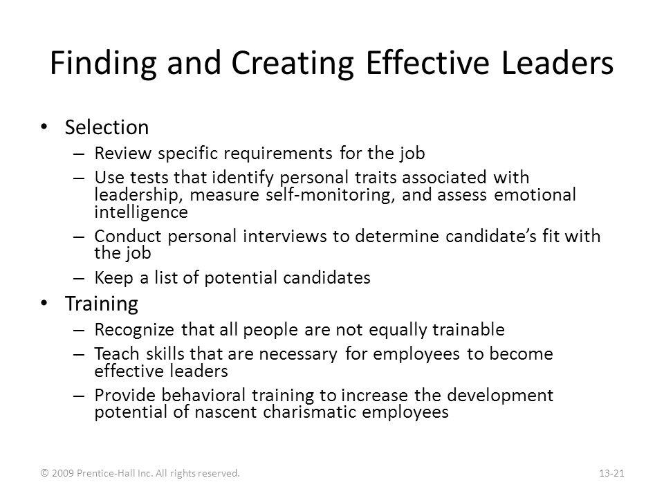 Global Implications Certain types of leadership behaviors work better in some cultures than in others.
