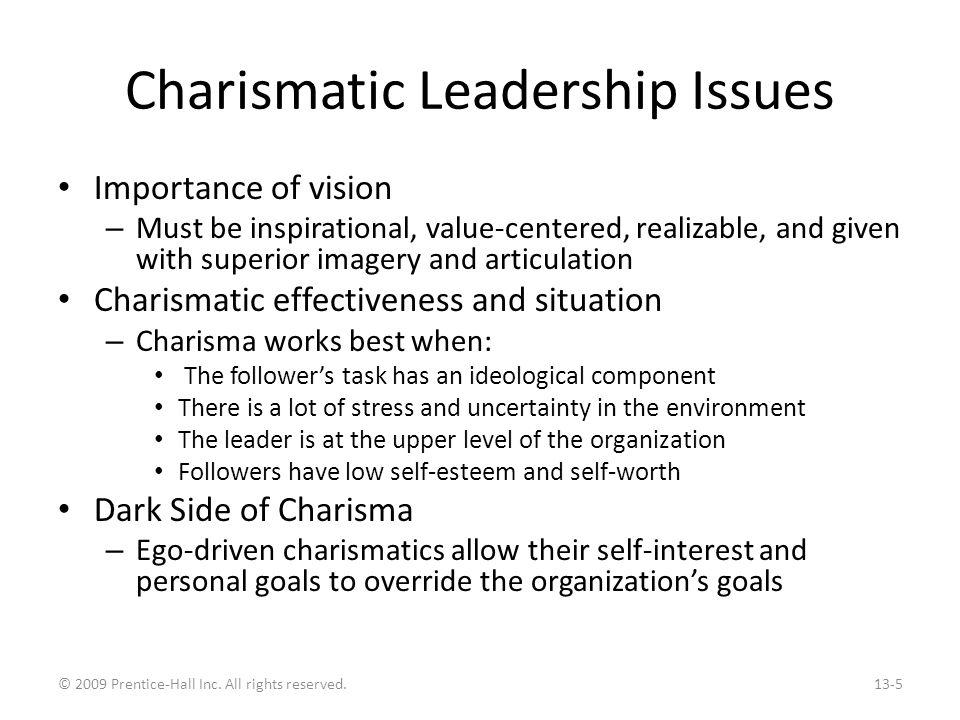Beyond Charisma: Level-5 Leaders