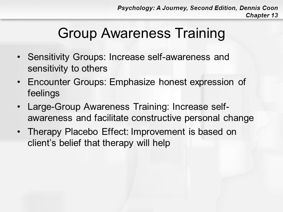 Group Awareness Training