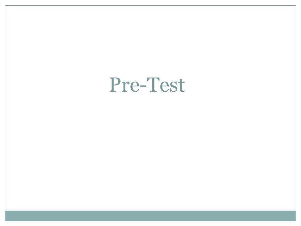 Apr-17 Pre-Test.
