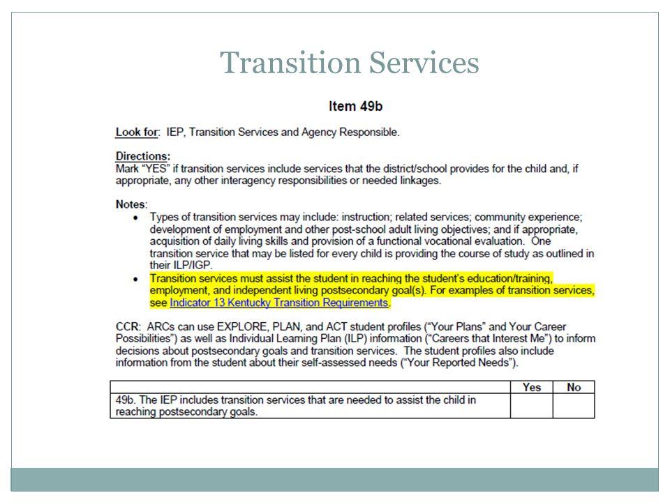 Transition Services Apr-17