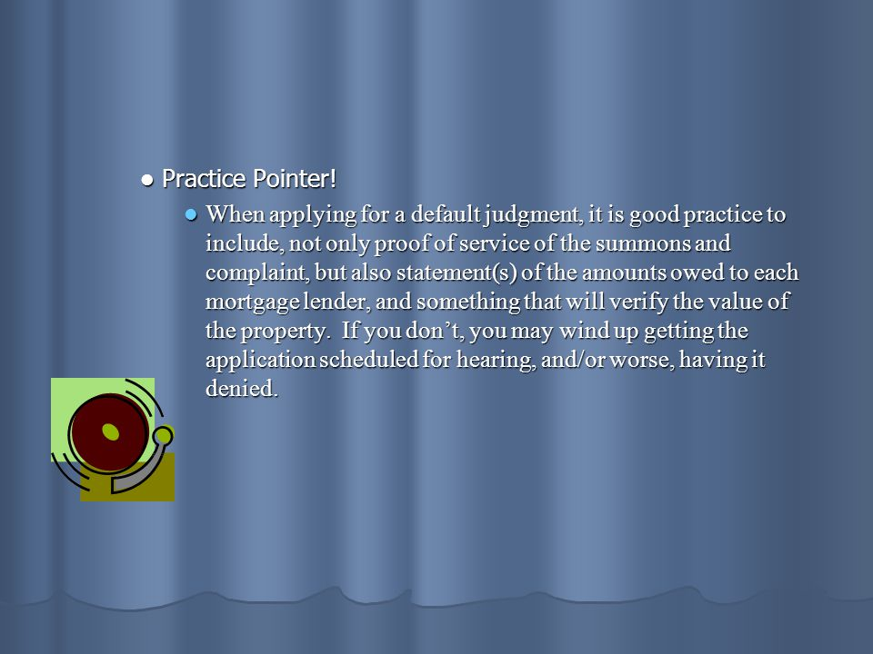 Practice Pointer!