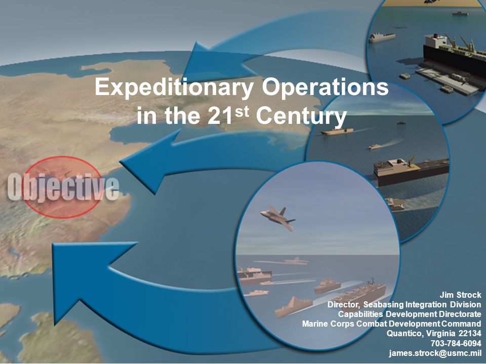 Expeditionary Operations