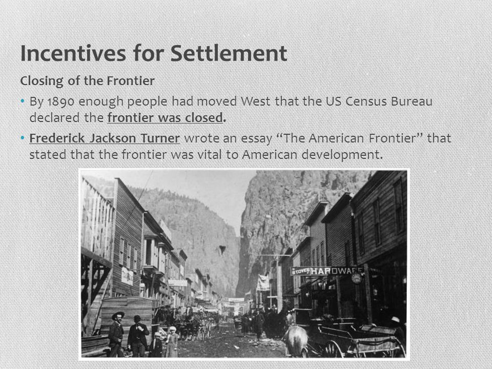 Incentives for Settlement