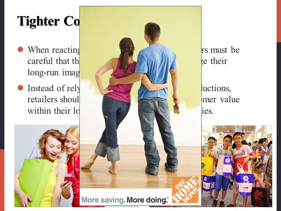 Tighter Consumer Spending