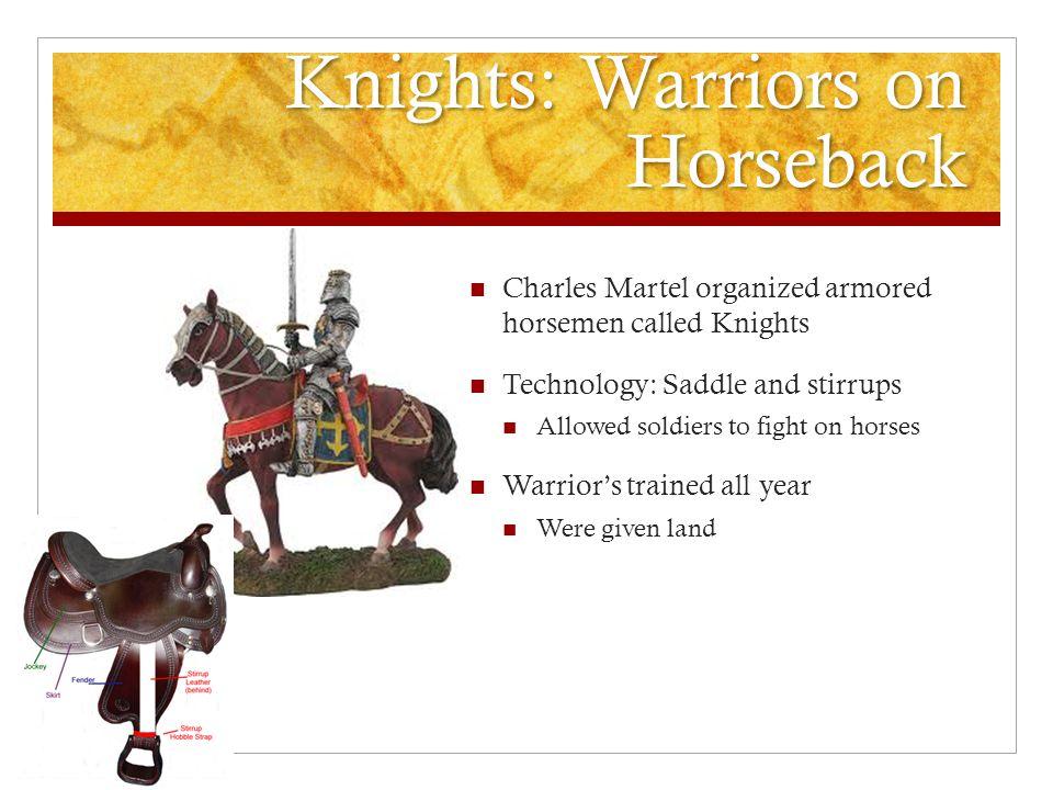 Knights: Warriors on Horseback