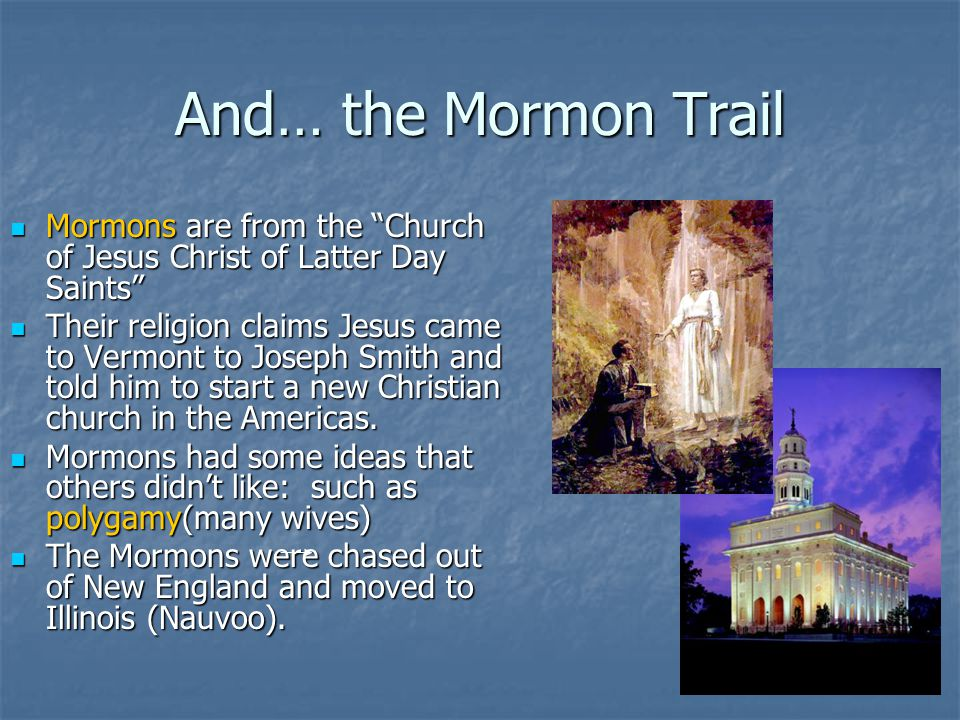 mormons the church of jesus christ Because of him-easter 2018 | mormonorg as you celebrate easter this year, remember how jesus christ changed history that first holy week we invite you to find ways to be more like jesus christ and follow his example this week.
