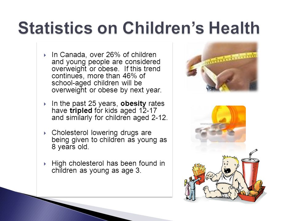 Statistics on Children's Health