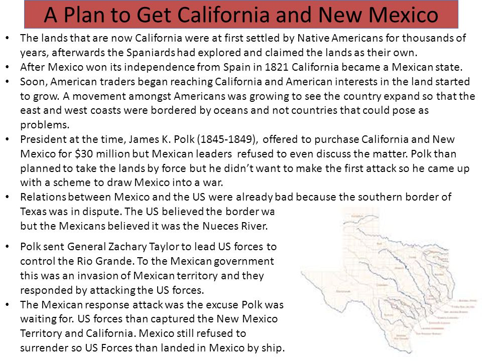 A Plan to Get California and New Mexico
