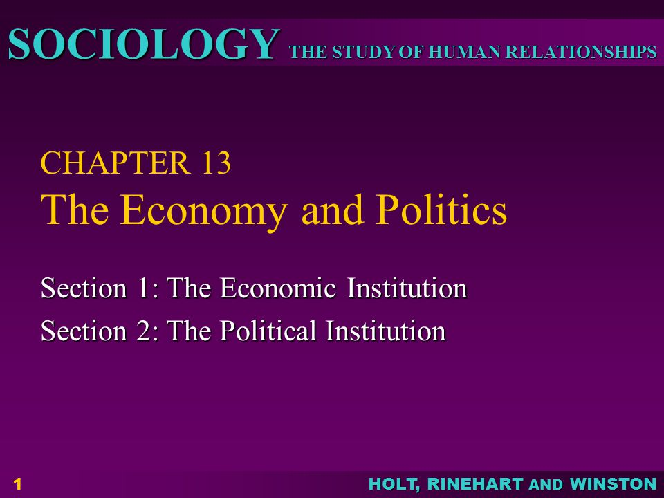 chapter review on the political economy Gilpin, global political economy (xxi) edit classic editor the chapter analyzes the three factors above in the american system of market-oriented.