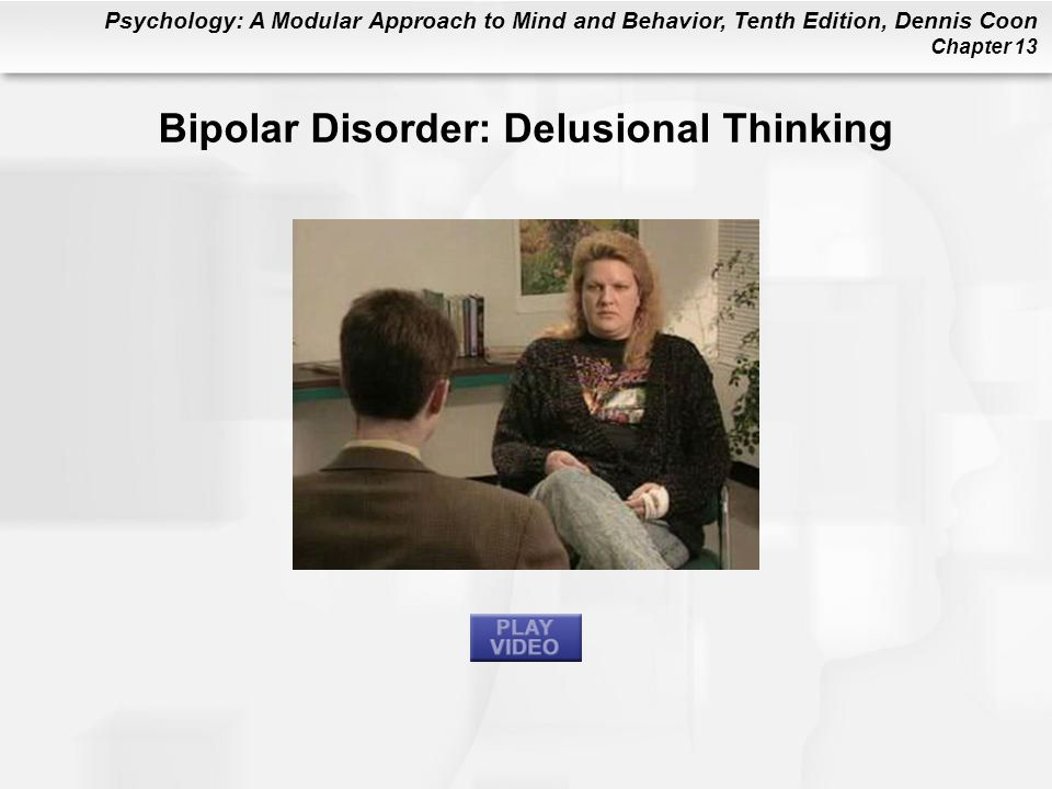 Bipolar Disorder: Delusional Thinking