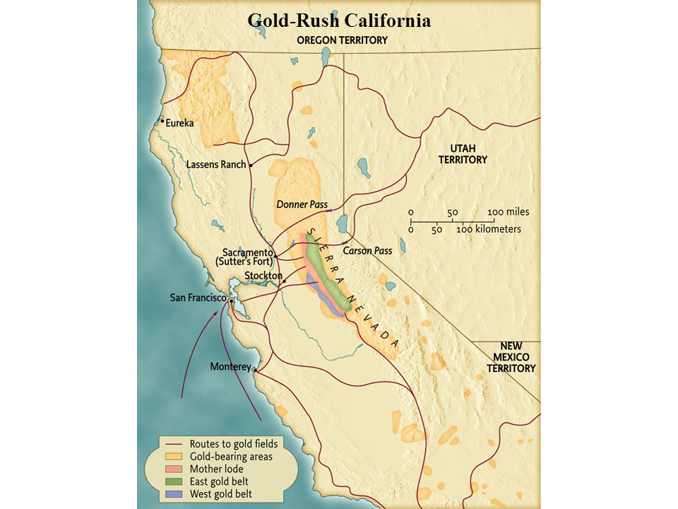 Gold-Rush California • pg. 469