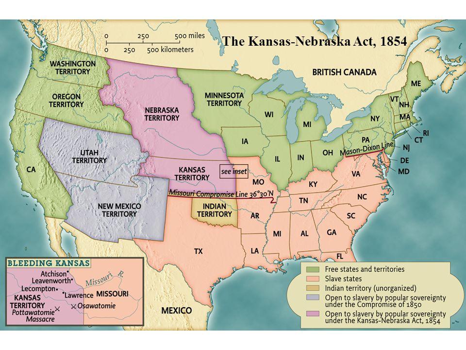 The Kansas-Nebraska Act, 1854 • pg. 477