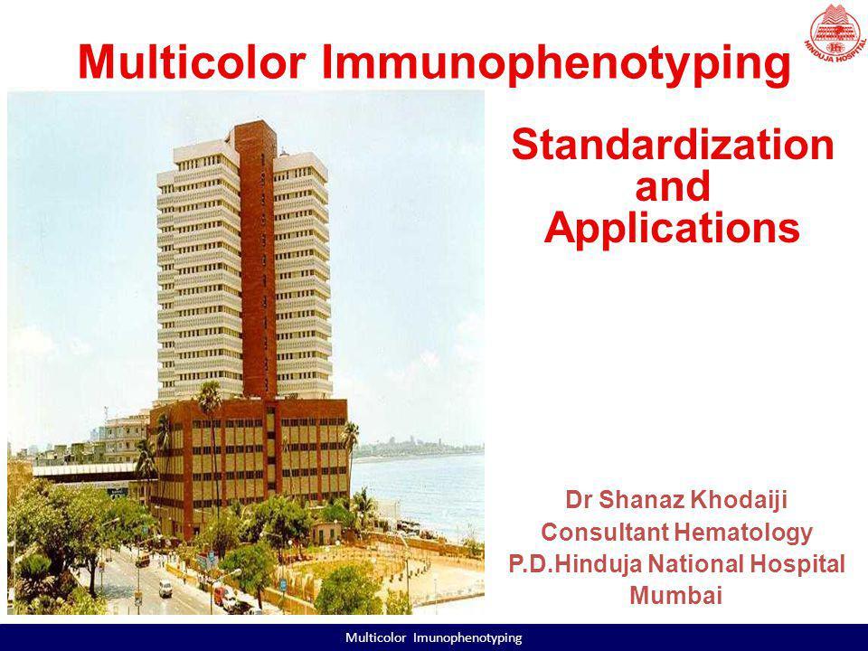 Multicolor Immunophenotyping