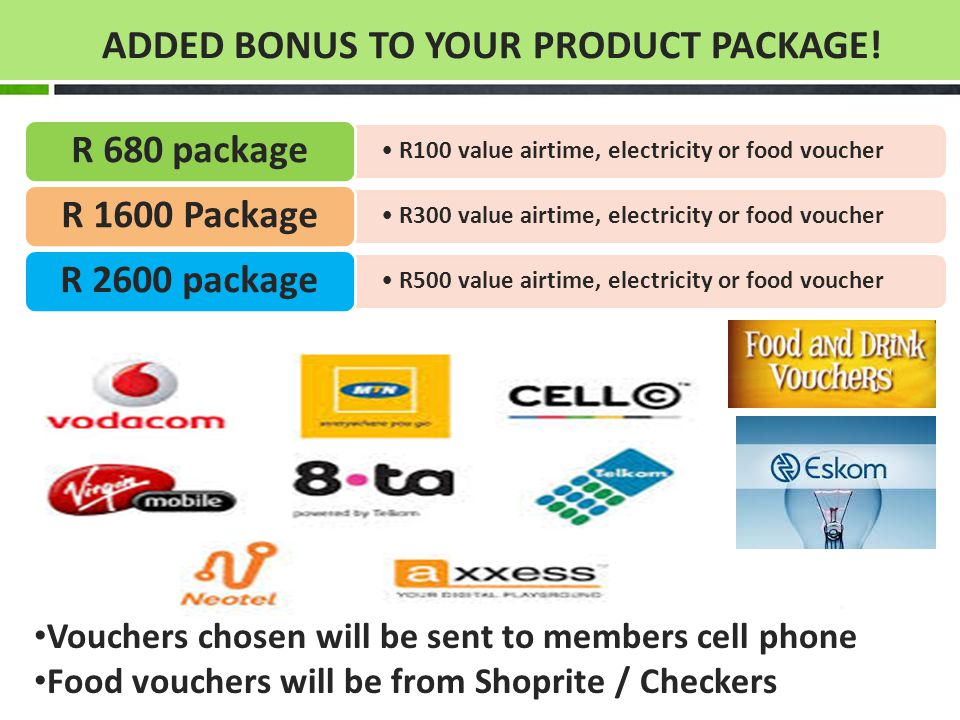 ADDED BONUS TO YOUR PRODUCT PACKAGE!