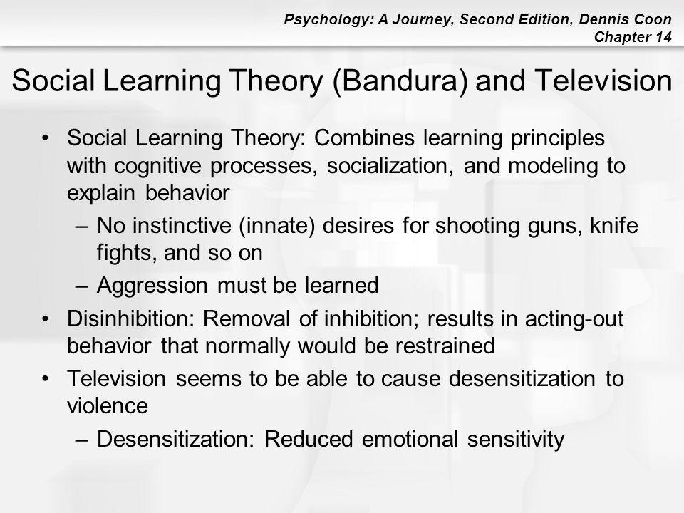 Social Learning Theory (Bandura) and Television