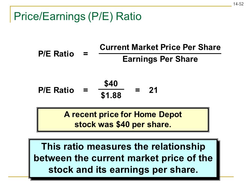 relationship between dividend yield and earnings per share