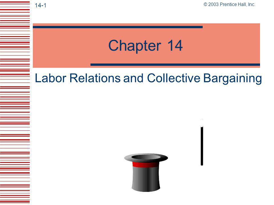 labor relations and collective bargaining Collective bargaining is specifically an industrial relations mechanism or tool and  is an aspect of negotiation applicable to the employment relationship.