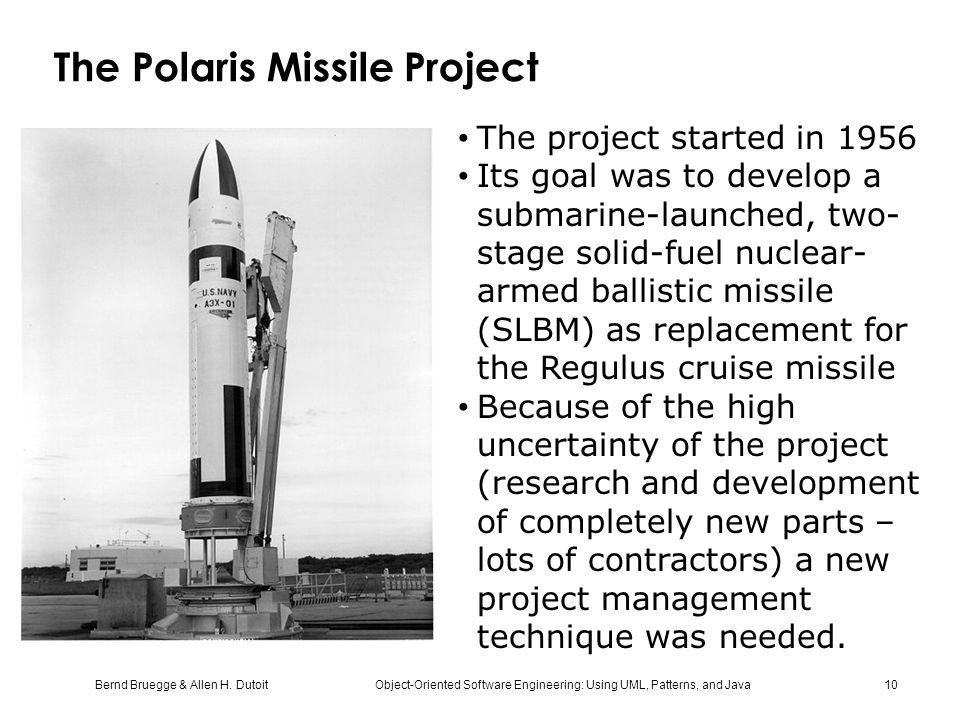 The Polaris Missile Project
