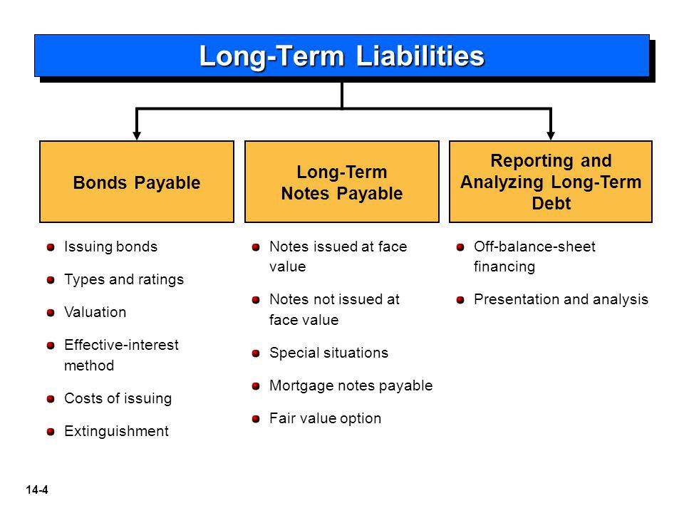 Long-Term Liabilities