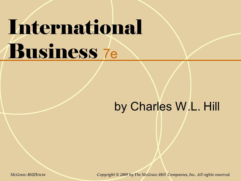 International Business 7e