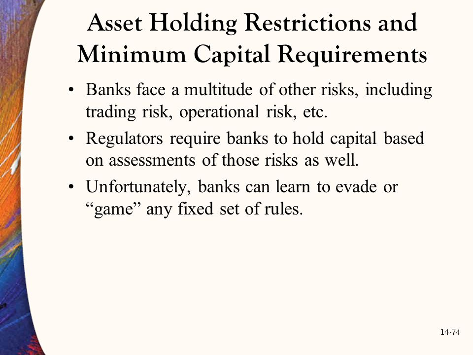 Minimum capital required for forex trading
