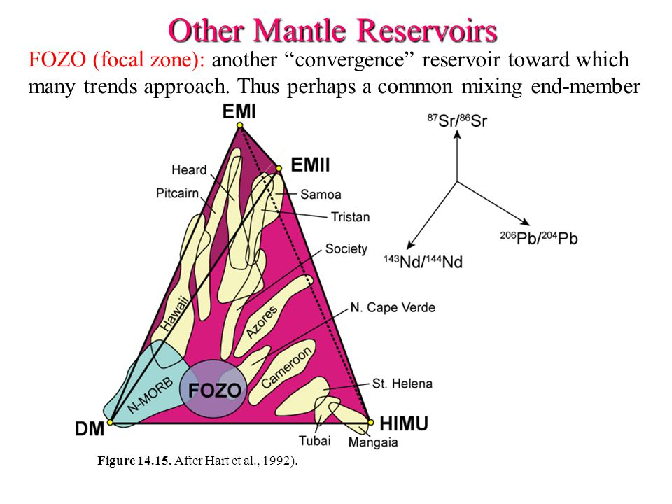 Other Mantle Reservoirs