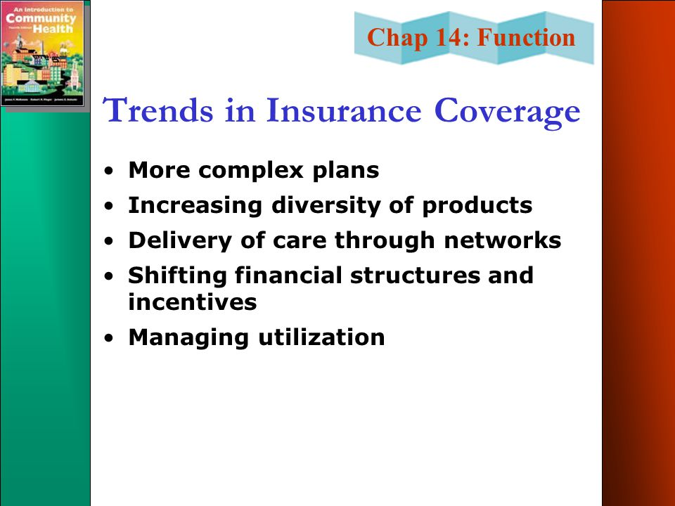 Trends in Insurance Coverage