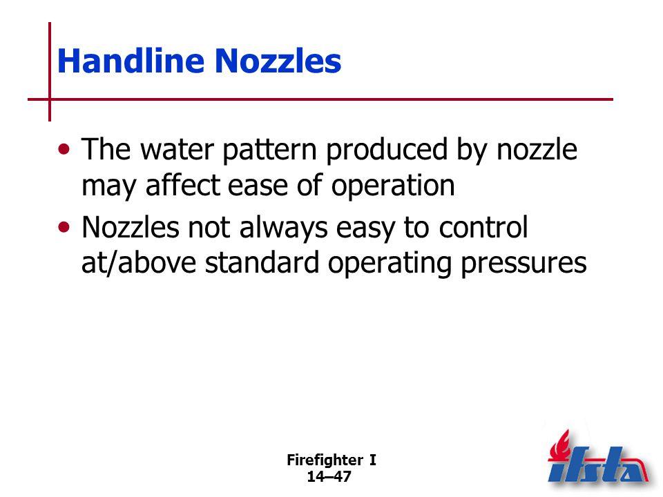 Solid-Stream Nozzles
