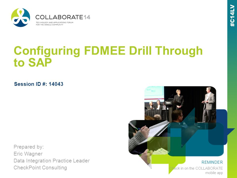 Configuring FDMEE Drill Through to SAP