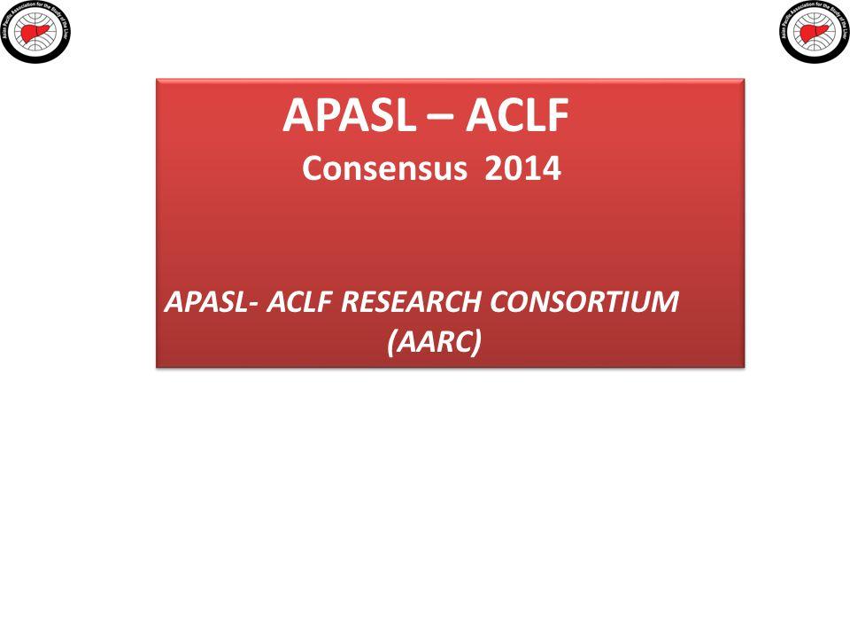 APASL – ACLF Institute of Liver & Biliary Sciences Consensus 2014