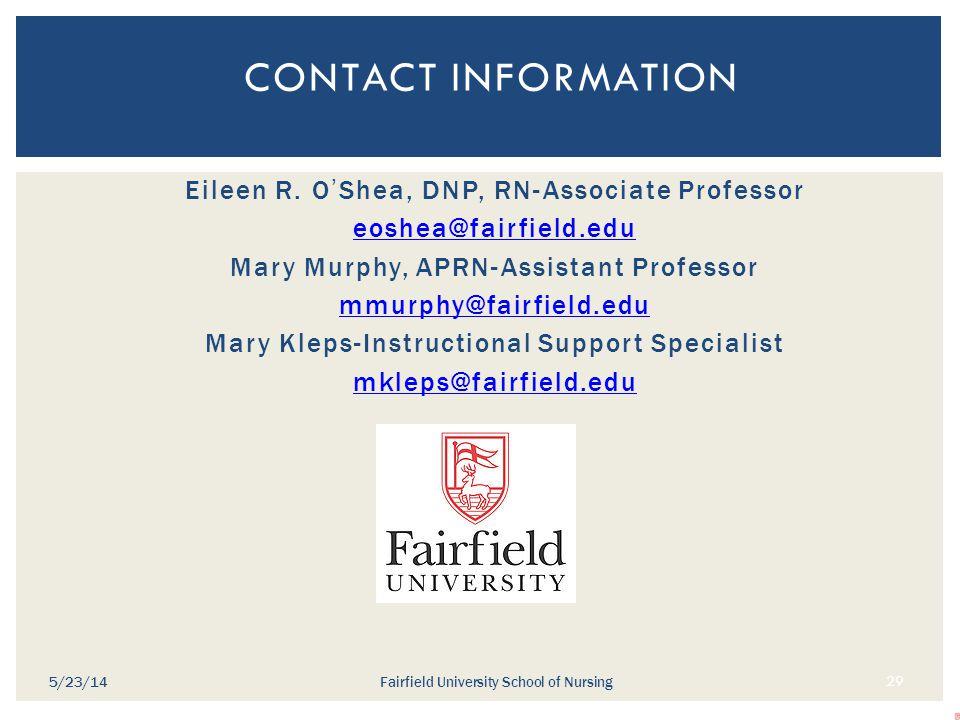 Fairfield University School of Nursing