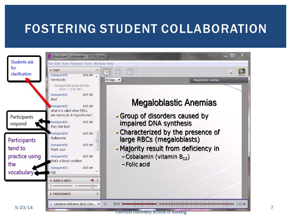 Fostering Student Collaboration