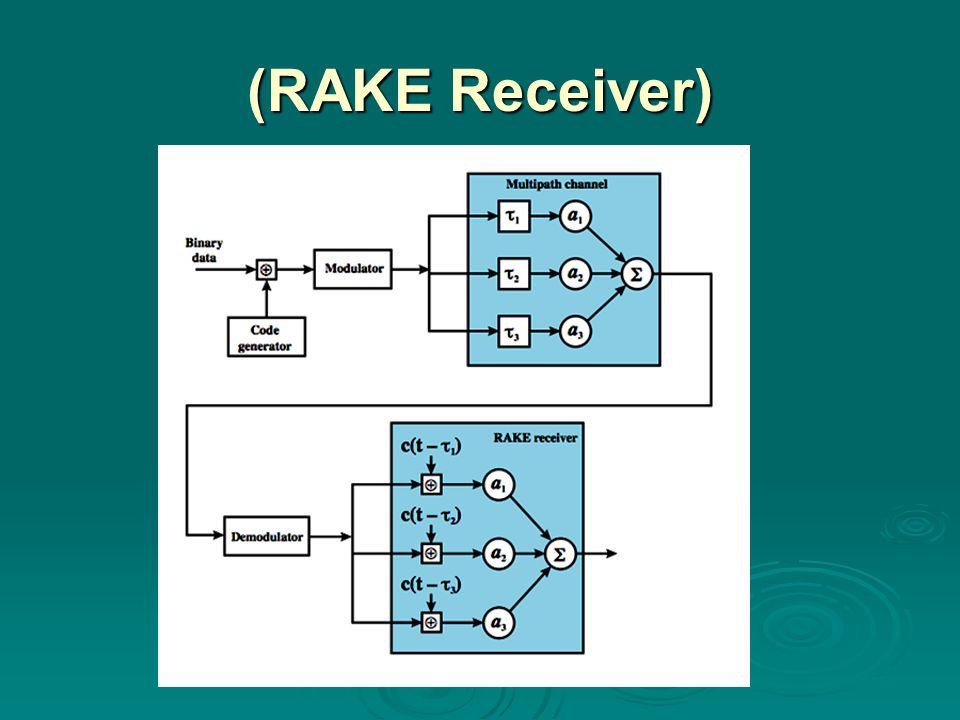 (RAKE Receiver)