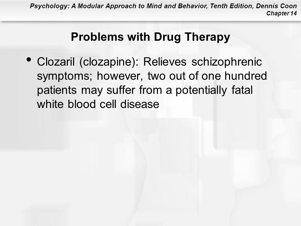 Problems with Drug Therapy