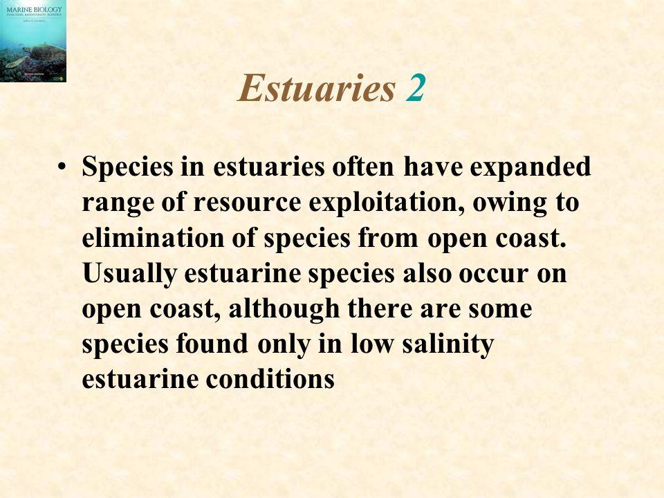 Estuaries 2