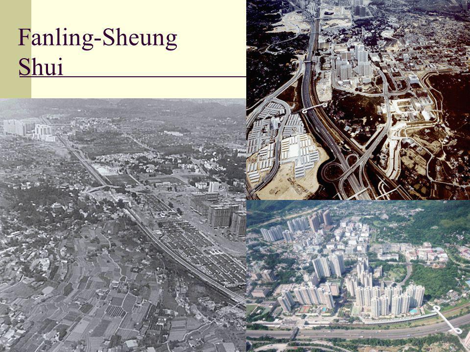Fanling-Sheung Shui
