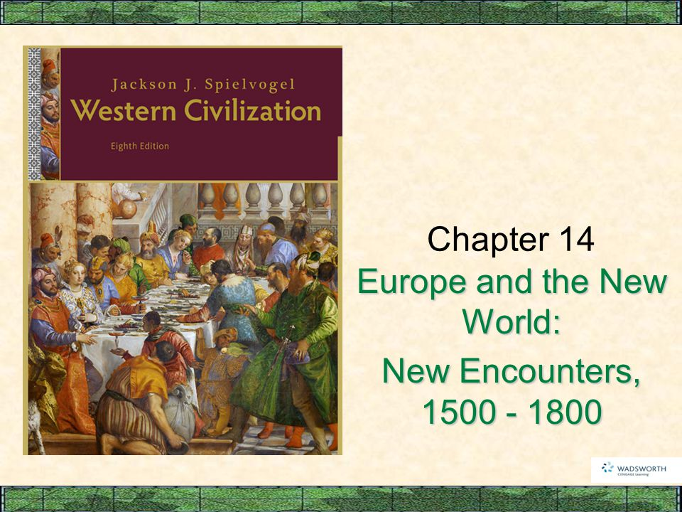 Europe and the New World: