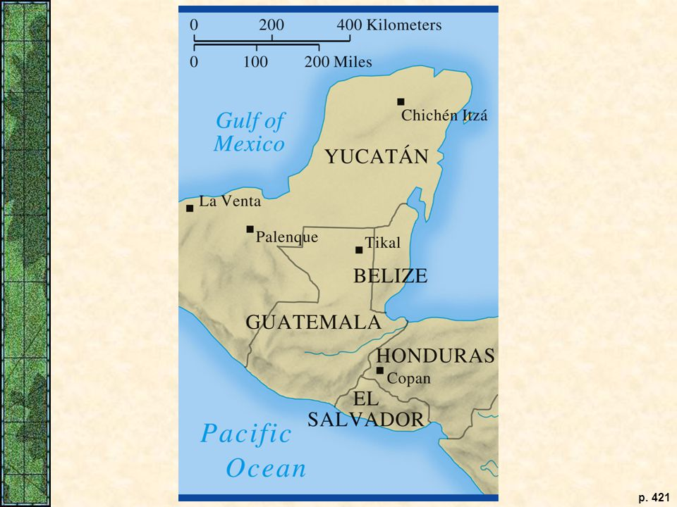The Maya. p. 421