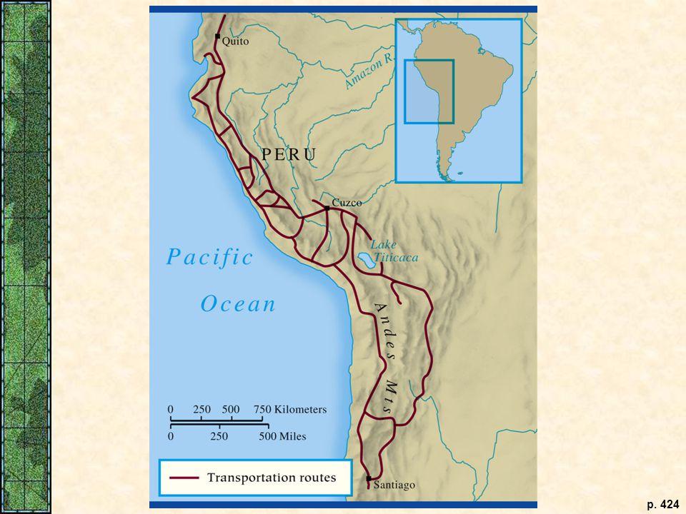 The Inca. p. 424