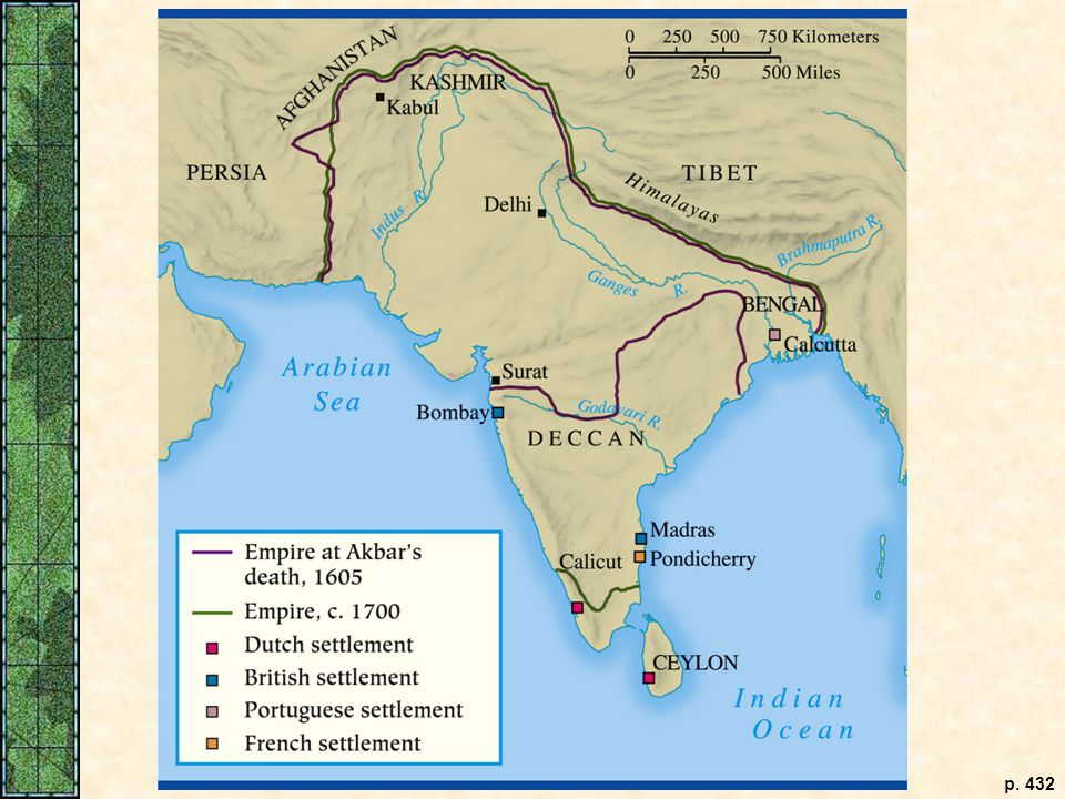 The Mughal Empire. p. 432